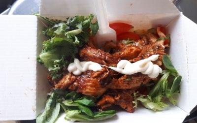 My Jerk Chicken Rice Box