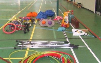 Circus Skill Workshop Scene 3