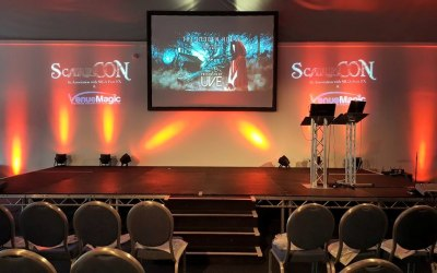 Conference, Awards or Presentation event equipment Hire