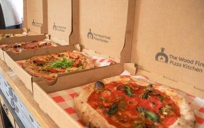 Delicious Graze Pizza 8