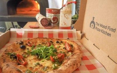Delicious Graze Pizza 9