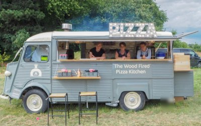 The Wood Fired Pizza Kitchen 1