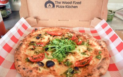 The Wood Fired Pizza Kitchen 8