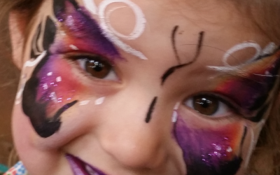 Let Me Paint Your Face