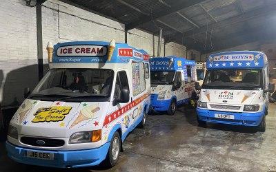 Jim Boys Ice Cream  2