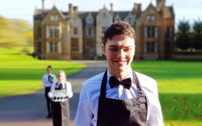 Waiting Staff Oxfordshire events