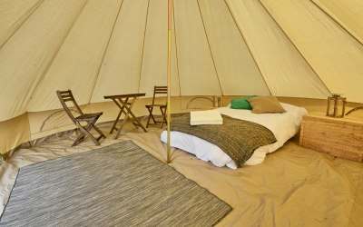 Resonate Events Luxury Bell Tents