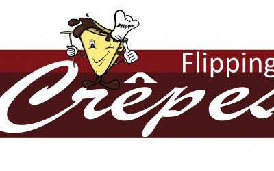 Flipping Crepes Logo