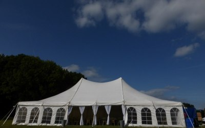 40x60ft traditional tent
