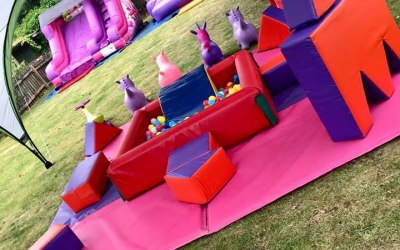 Warrington Hot Tub and Bouncy Castle Hire 4