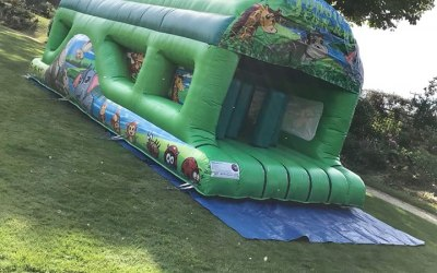 Warrington Hot Tub and Bouncy Castle Hire 5