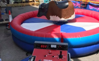 Warrington Hot Tub and Bouncy Castle Hire 8