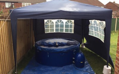 Warrington Hot Tub Hire