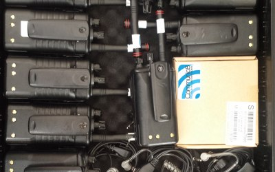 2 Way Radio Hire, Event Walkie Talkies
