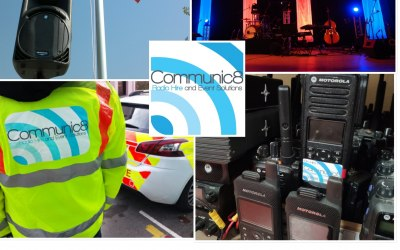 Communic8 - Sound, Lighting, Traffic Management and Communications
