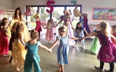 Emmabelle's Princess Parties 3
