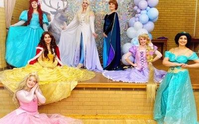 Emmabelle's Princess Parties 9