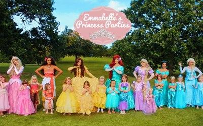 Emmabelle's Princess Parties 6