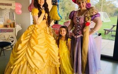 Emmabelle's Princess Parties 2