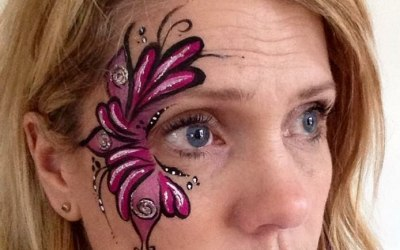 Rosie Cheeks Face Painting