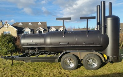 Wild & Smoky Barbecue