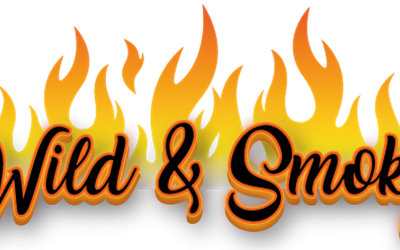 Wild & Smoky Logo