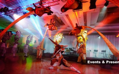 Event management in Cumbria and Lancashire