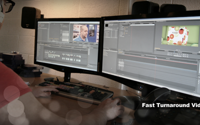 Video production and editing in Cumbria and Lancashire