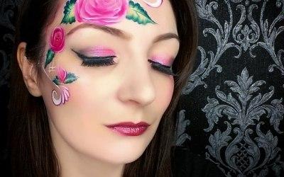 Geordie Face Painter 3