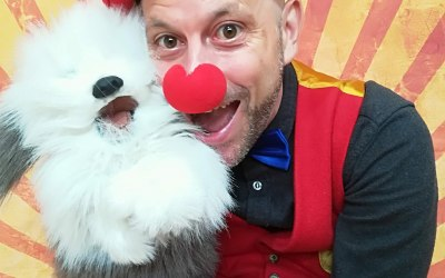 Ninetto the Clown 1