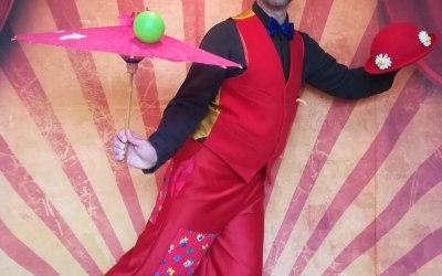 Ninetto the Clown 4