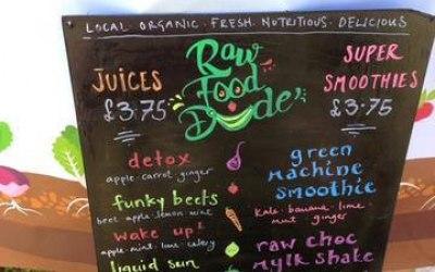 Raw Food Dude 3