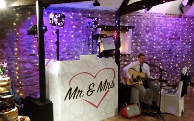 Wedding At Skitby Plus A Singer