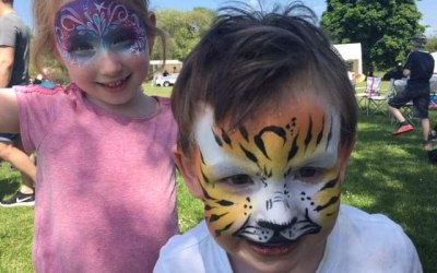 Surrey Face Painting 1