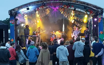 Bandshop Sound & Light festival events