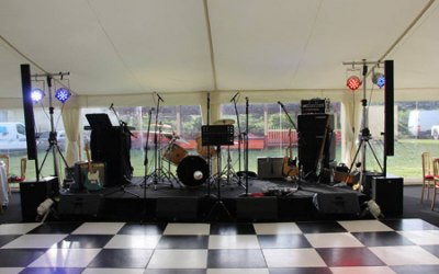 Bandshop Sound & Light PA Hire