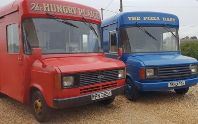 The Hungry Plaice & The Pizza Base