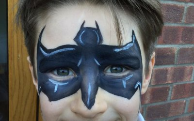 Harlequins Face Painting and Body Art