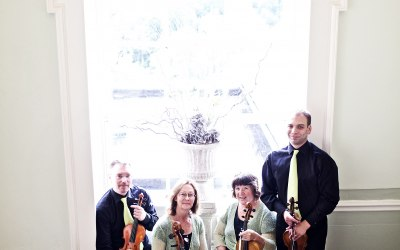 The String Quartet Company 5