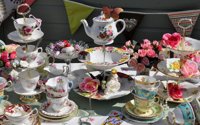 Time For Tea Parties 1