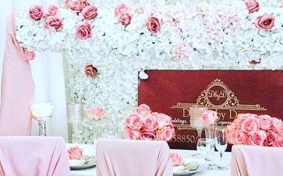 Wedding Top Table Set