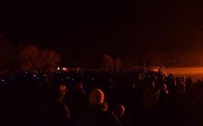 Duffield Bonfire Night 2016
