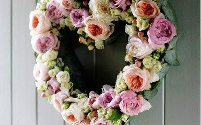 floral venue decoration