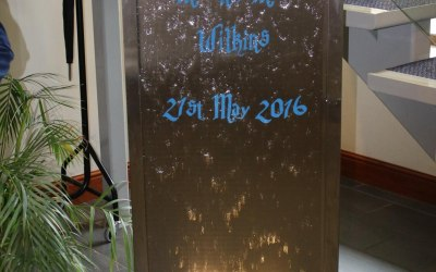 PERSONALISED WATER FEATURES FOR WEDDINGS AND EVENTS