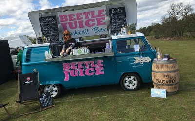 mobile bar hire Yorkshire