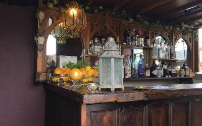 Gin Wagon bar