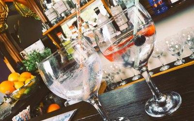 Gin Wagon drinks