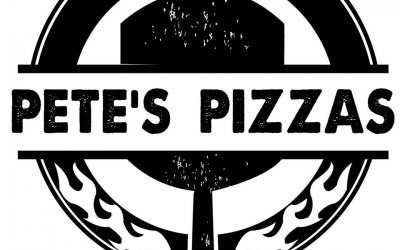 Pete's Pizzas suffol mobile wood fired pizza oven