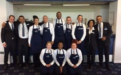 Front-Line Hospitality Management Ltd