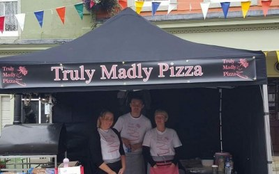 Truly Madly Pizza  5